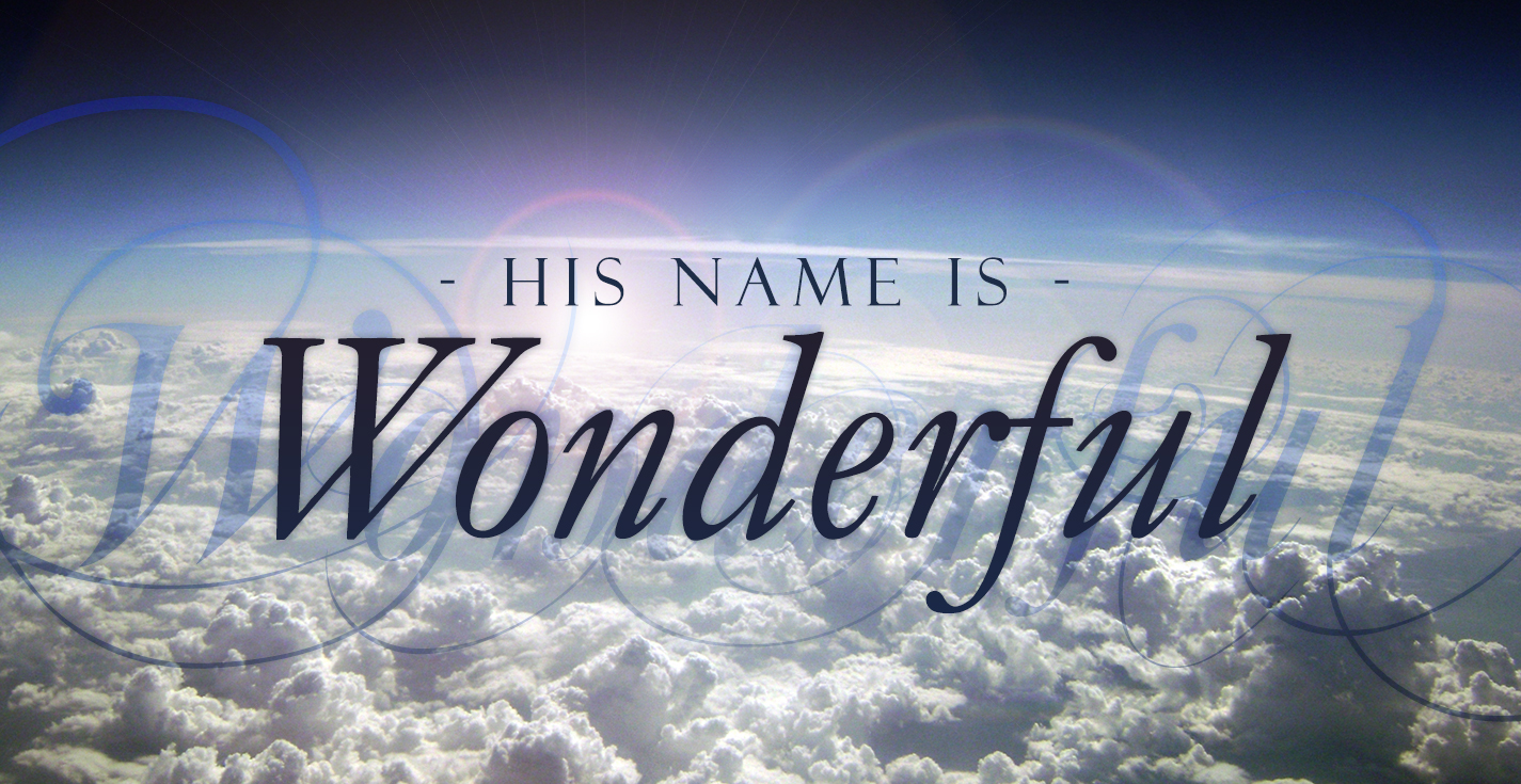 His Name Is Wonderful (Isa. 9:6) | Series | Revive Our Hearts