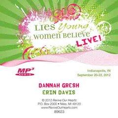 Believe True Woman Teen Track 66
