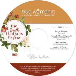 True Woman '18 Conference DVD Set