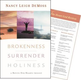 Brokenness, Surrender, Holiness: ROH Trilogy with Brokenness bkmk