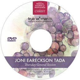 True Woman 14: A Different Kind of Freedom by Joni Eareckson Tada (DVD)