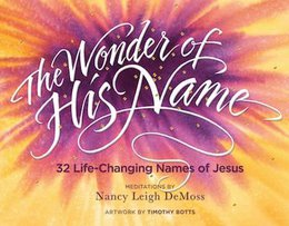 The Wonder of His Name (Hardcover)