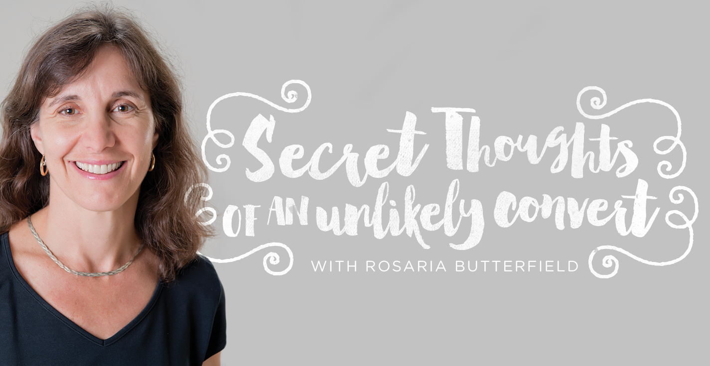 Thumbnail of Secret Thoughts of an Unlikely Convert, with Rosaria Butterfield
