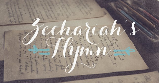 Zechariah's Hymn, Day 1 | EpisodesRevive Our Hearts