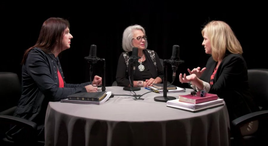 Nancy, Mary, and Dannah Discuss the Fiscal Year-End Need