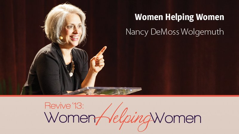 Women's Ministry | TopicsRevive Our Hearts