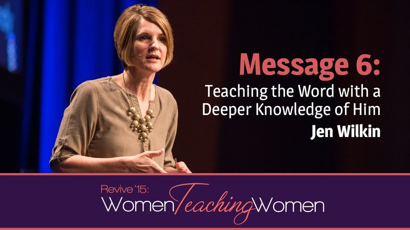 Women's Ministry   Topics   Revive Our Hearts