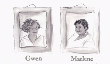 The Story of Gwen and Marlene