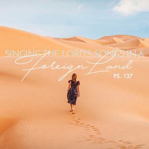 How to Sing in a Foreign Land, Day 2