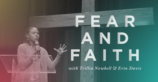 fear and faith  day 1