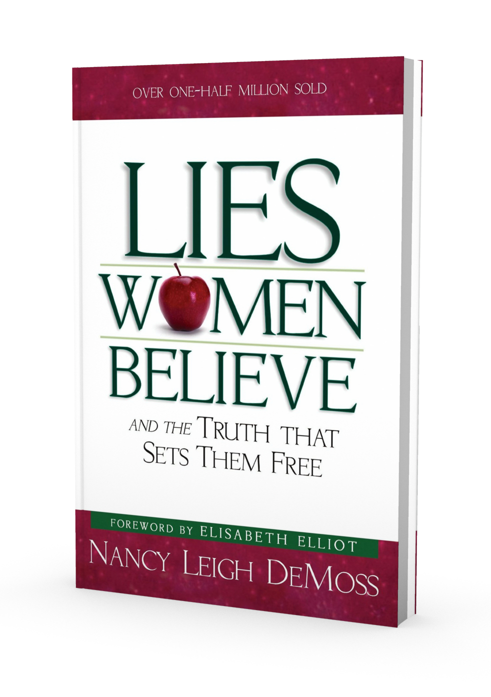 Nancy Leigh DeMoss book - Lies Women Believe
